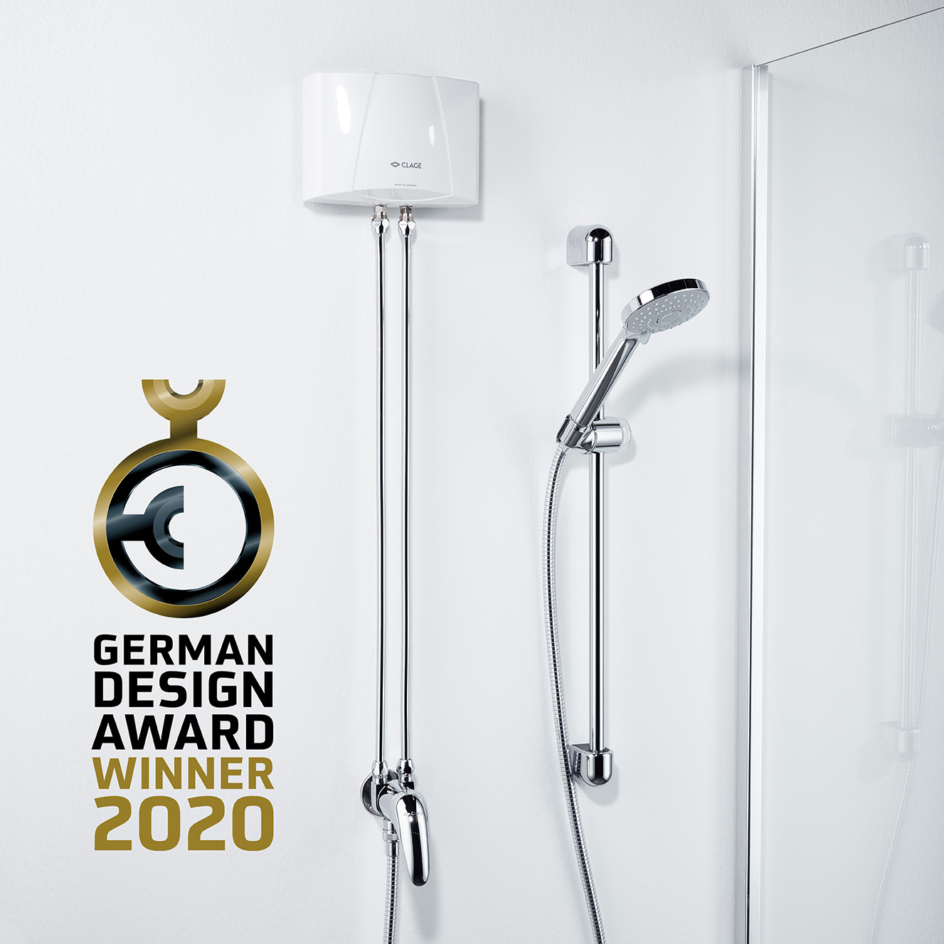 »German Design Award« für MBX Shower · 09. Januar 2020